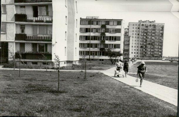 ul. Kondratowicza Bródno